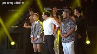 """Trường Giang bị Xuân Bắc """"làm khó"""" khi lên nhận giải Pops Awards cùng FAP TV"""