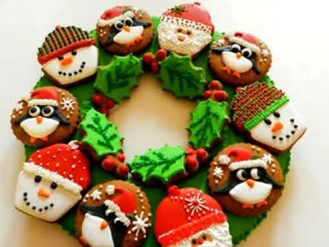 Edible Christmas Decorations - Edible Christmas Decorations - YouTube