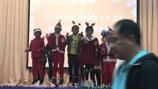 Publication Date: 2019-07-11 | Video Title: 博愛醫院陳國威小學2018至2019年到2B班聖誕表演短片