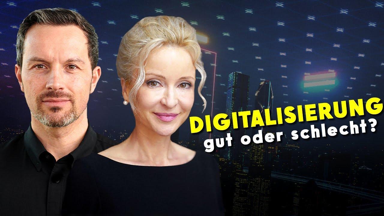 ACHTUNG: Digitale Konzerne übernehmen die Macht! (Interview mit Insiderin Sandra Navidi)