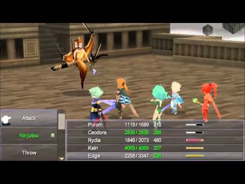 Let's Play Final Fantasy IV: The After Years #058 - True Moon: Finale (Steam)