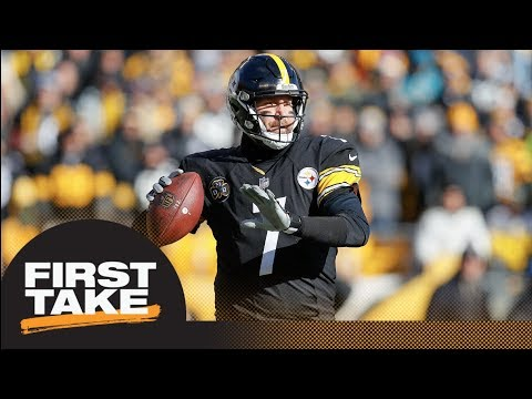 Stephen A. and Max debate if Ben Roethlisberger should play for 3 more years | First Take | ESPN
