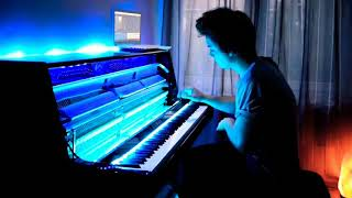 Time - Piano Cover by Peter Buka (Old Deleted by Peter Video)