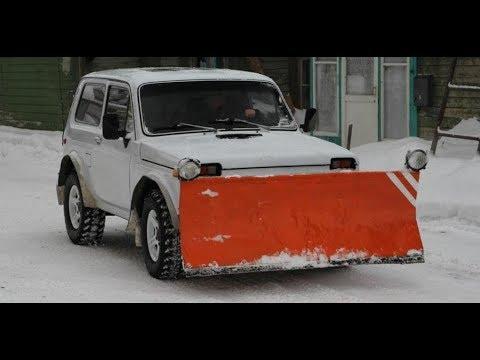 ВАЗ-2121 Нива за 18 тысяч евро - YouTube