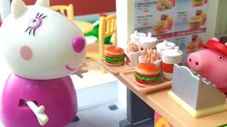 49º PARTE# Peppa Pig quiere comprarse una tablet. Peppa Pig en español thumbnail