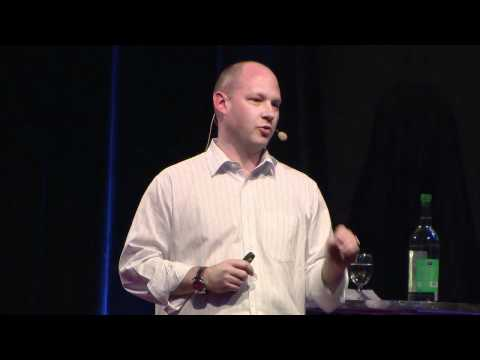 TEDxWWF - Andy Wales: The Water-Food-Energy Nexus - Why Everything you Consume is Connected