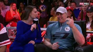 PBA Bowling CP3 Celebrity Invitational 02 03 2019 (HD) Video