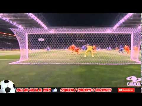 Gol Eliaquim Mangala Porto vs sevilla 1-0 EUROPA LEAGUE 03/04/2014