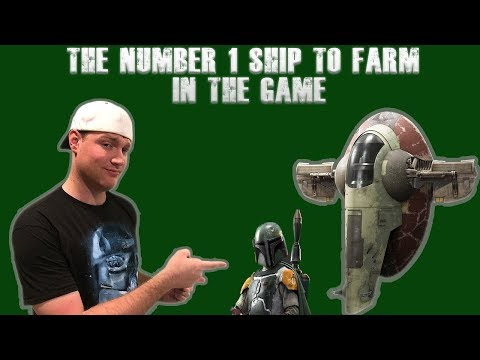 The NUMBER 1 Ship to Farm in the Game. Ships 2.0. Star Wars Galaxy of Heroes | SWGoH