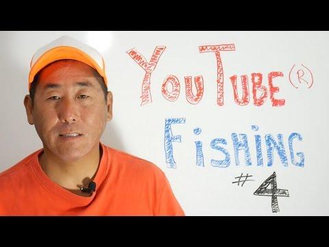 Analyzing Top Fishing Channels - 1Rod1Reel, BlacktipH, LakeForkGuy, FlukeMaster, YouTube Fishing #4