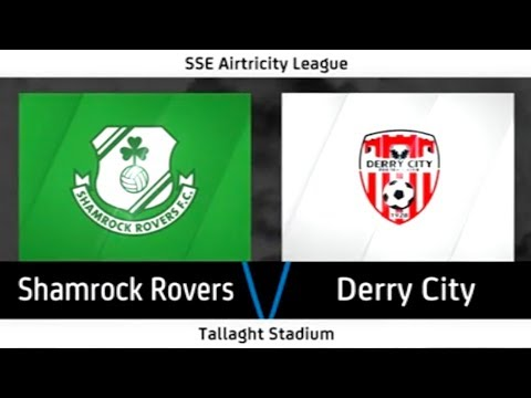 HIGHLIGHTS: Shamrock Rovers 0-2 Derry City