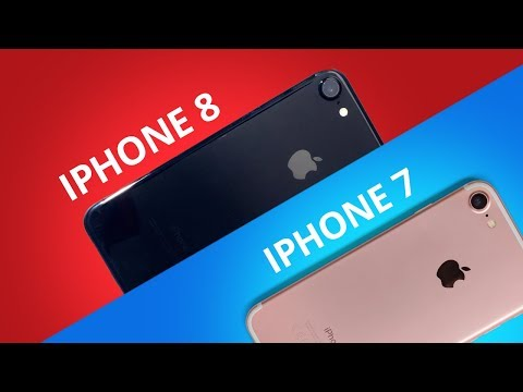 Download Youtube: iPhone 8 vs iPhone 7 [Comparativo]