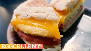 Vegan scrambled egg substitute that tastes like real eggs
