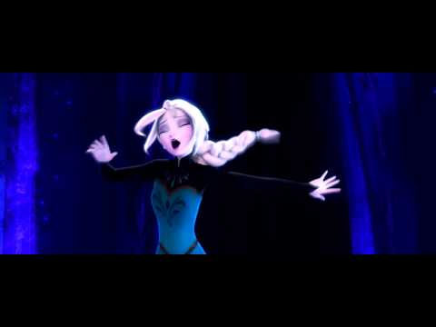 ROAR (Frozen/Tangled) [Elsa/Rapunzel] Music Video - HD