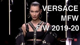VERSACE | FALL WINTER 2019-20 | FULL FASHION SHOW
