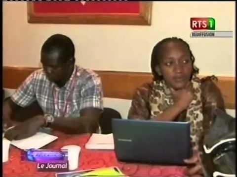 Formation des Jeunes reporteurs du Senegal en collaboration avec l'Ambassade des USA