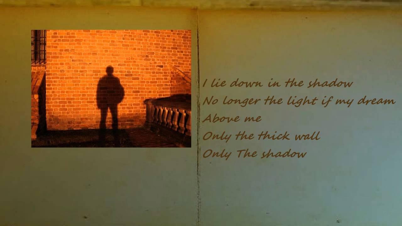 as i grew older poem