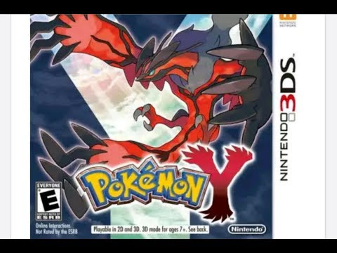 How To Download Pokemon Y 3DS Rom In Mobile Anroid || Proof Download Video