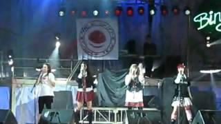 Cover band Shimeji with the song Hitohira no hanabira ga (Stereopon...