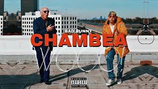 Chambea - Bad Bunny  [Audio Oficial] Audio Video