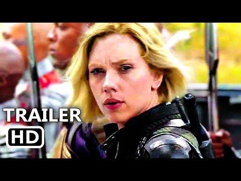 AVENGERS INFINITY WAR Official Super Bowl Trailer (2018) Superhero Movie HD
