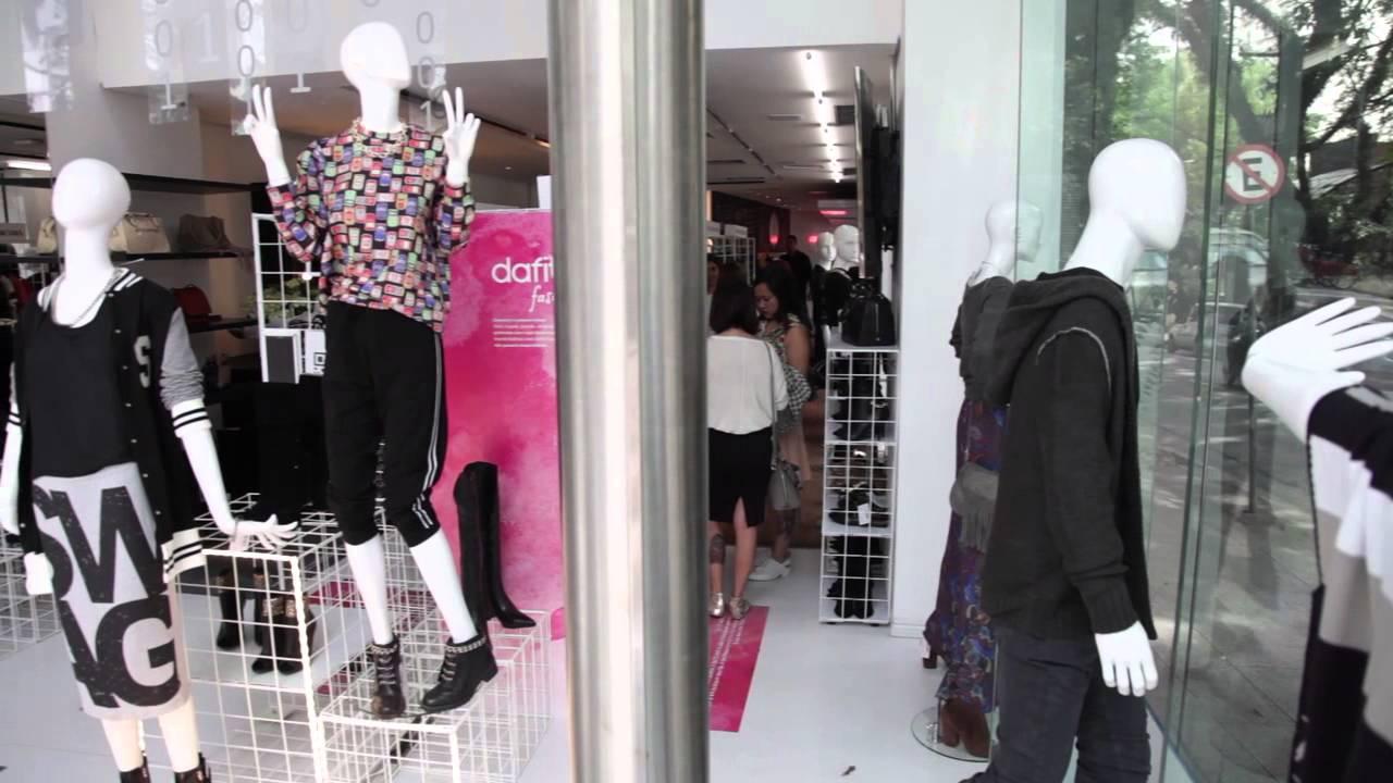 e3a12ac03 Dafiti abre loja física em São Paulo - YouTube