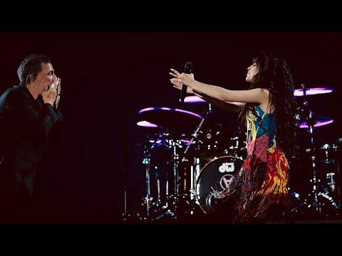 Alejandro Sanz & Camila Cabello - Mi Persona Favorita (Live At LaGira Tour 2019) | HD
