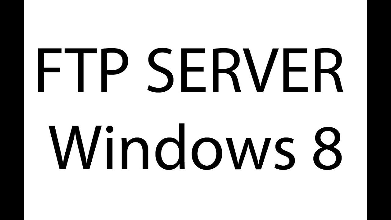 SCAN TO FTP: WINDOWS 8 | FREECOPIERSUPPORT COM