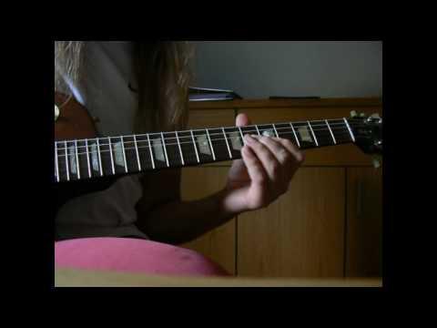 Rolling Stones Sympathy for the devil solo guitar lesson Ya Ya´s