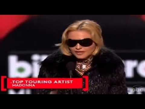 MADONNA Billboard Music Award 2013 HD
