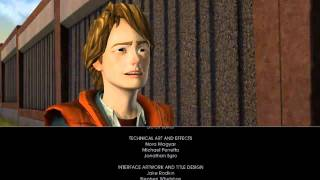 Back to the Future: The Game Episode 3 Citizen Brown Trailer
