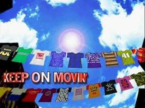 Keep On Movin' - N.M.R