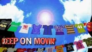 Keep On Movin N M R
