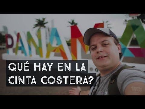 TODO lo que vas a encontrar en la CINTA COSTERA - PANAMA 2018