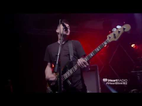 Blink-182 - Wendy Clear Live iHeartRadio 2016