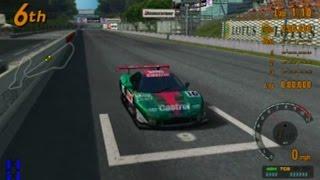 Gran Turismo 3: A-Spec - Castrol Mugen NSX @ Midfield Raceway