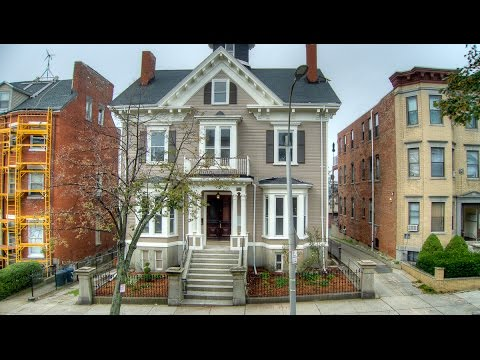 402 Meridian St. East Boston, MA 02128. The Paul Curtis Manor