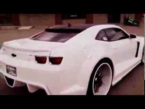 Tko Auto Accessories 2010 Wide Body Camaro Ss Youtube