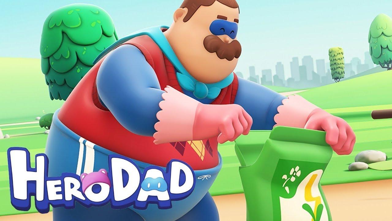The Seed | Hero Dad | WildBrain