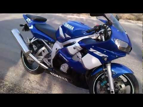 yamaha yzf r6 2001 youtube. Black Bedroom Furniture Sets. Home Design Ideas