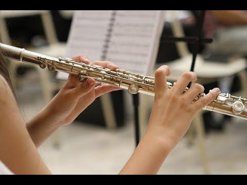 Cielito Lindo - Flute sheet music notes