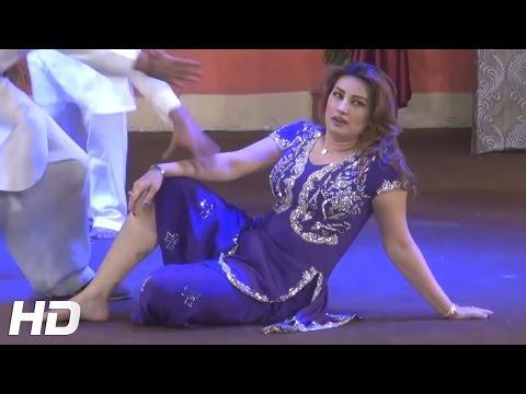 AJ TOR DE SHARTAN - SEXY QISMAT BAIG - 2016 PAKISTANI MUJRA DANCE - NASEEBO LAL