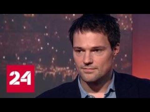 Козловский рассказал, как снимал 'Тренера' - Россия 24