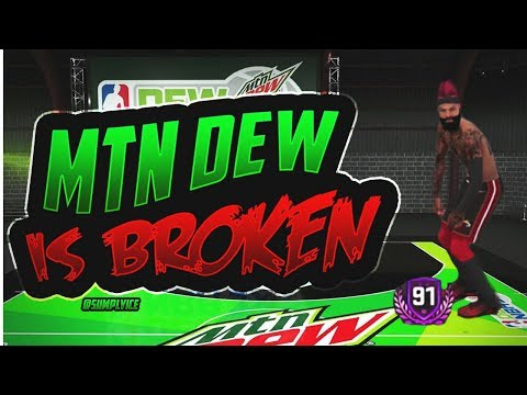 NBA 2K18: HILARIOUS MOUNTAIN DEW RANT!! 2K REALLY DID THIS TO US?!