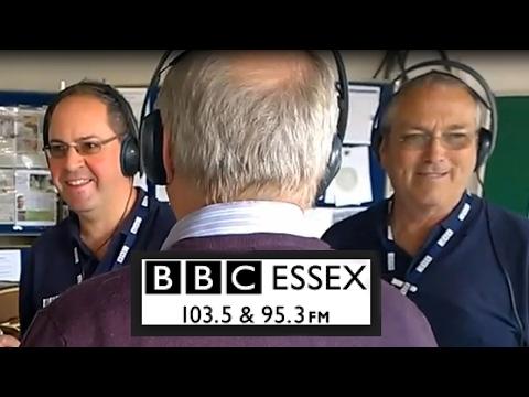 radi city - BBCEssex broadcasts first time Titanic wireless factory 1/2
