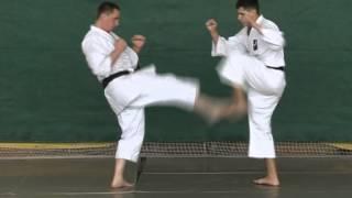 Обучение системе рукопашному бою Часть 37