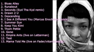 Yukimi Nagano Mix - 1 hour of Yukimi Nagano of Little Dragon (vocals, features, and collabs)