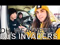 Oh, Weatherly - BUS INVADERS Ep. 1482
