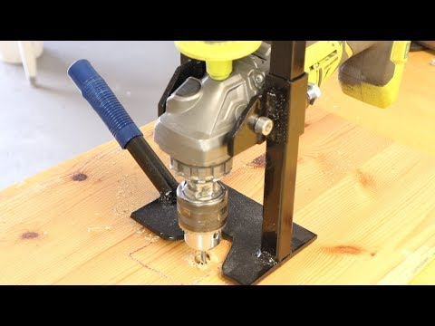 ANGLE GRINDER HACK || Awesome Tool Idea