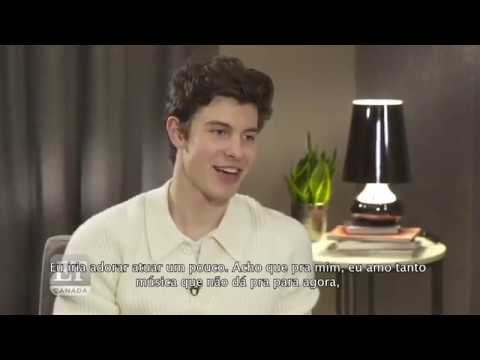 Shawn Mendes On Life On The Road  EXTENDED  Entrevista para ET Canada Legendada PTBR